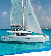 Special crewed catamaran offers