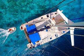 What is Catamaran and how to charter