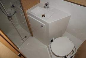 Sailing Yacht Toilette Use