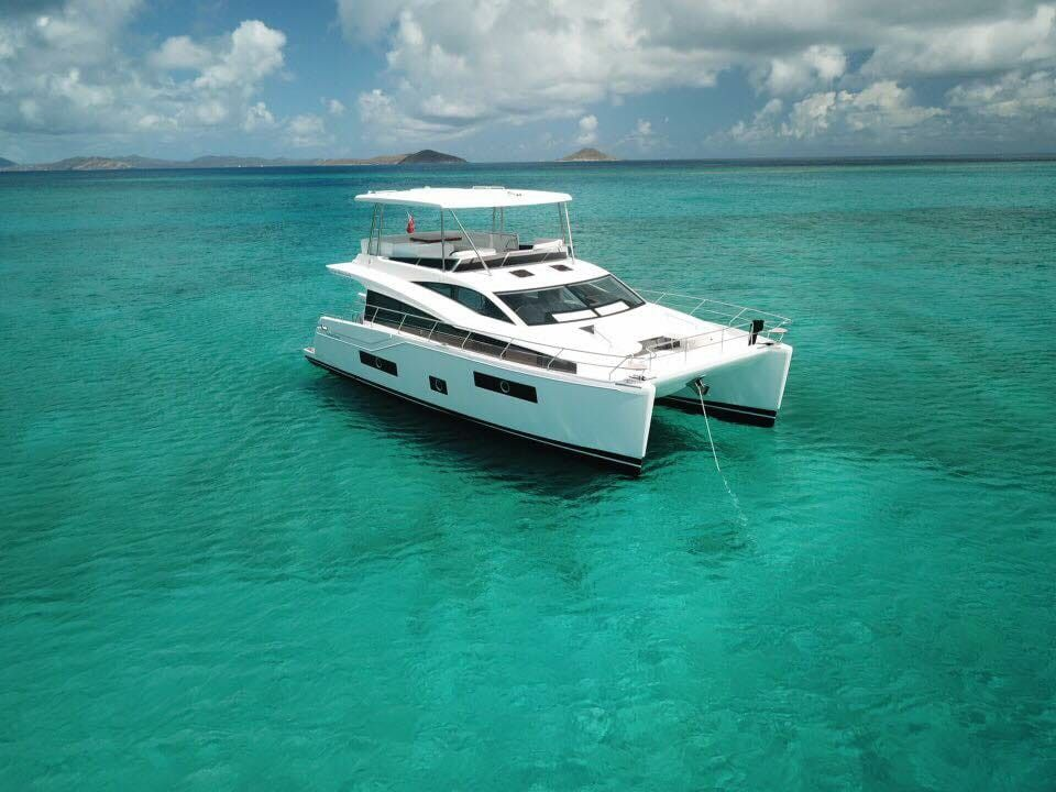 Rent a Power Catamaran