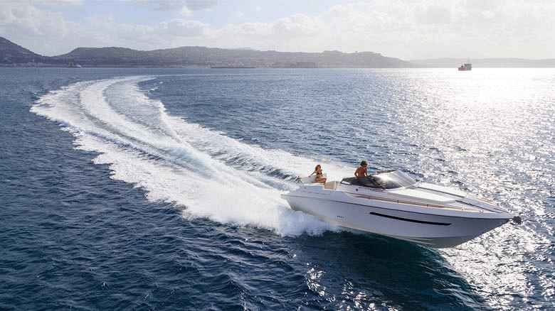 charter motor yacht  in Greece