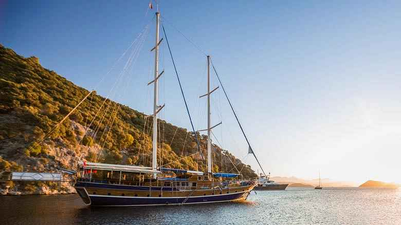 gulet yacht charter in greece