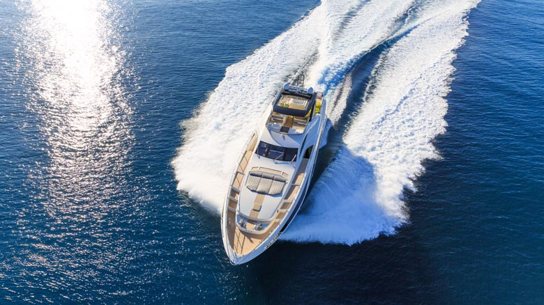 charter motor yacht  in France