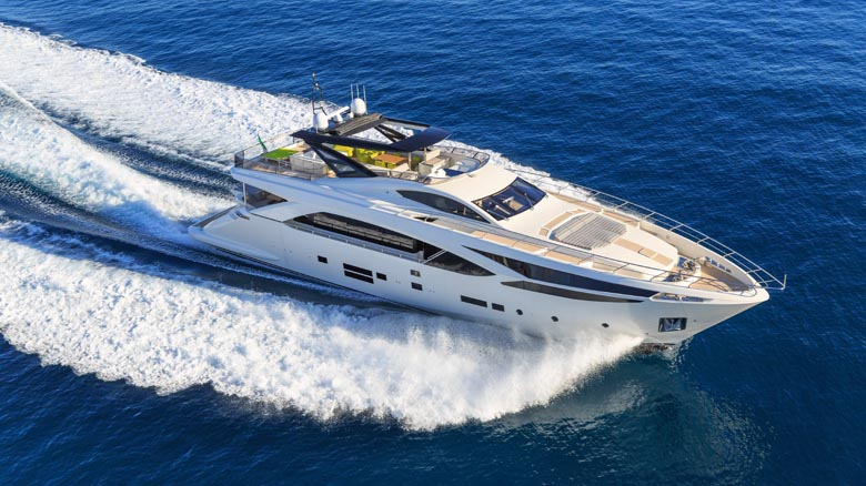 Charter a motor yacht in Portugal