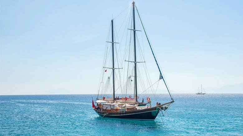 gulet yacht charter in italy