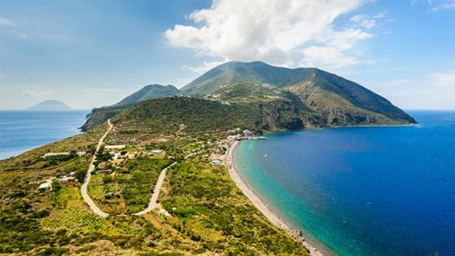 Sailing in Italy, Aeolian Islands