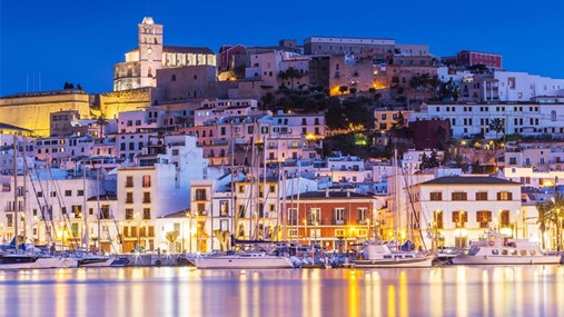 Sailing in Spain, Ibiza Region