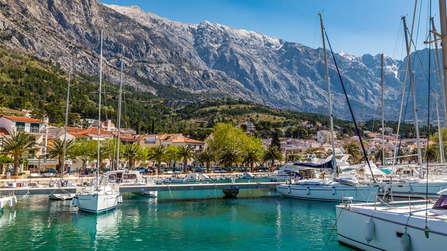 Sail in Croatia, Yacht charter in Croatia, Baska Voda